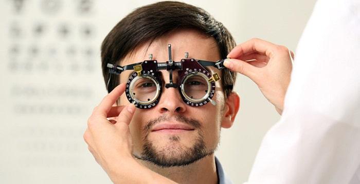 انواع مشکلات بینایی