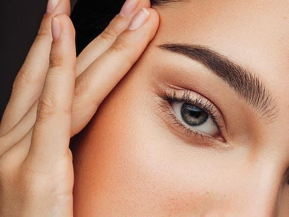 جوانسازی اطراف چشم