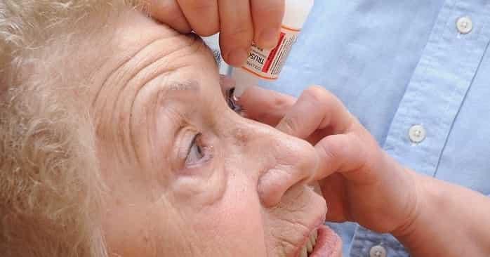 مراقبت بعد از عمل آب سیاه چشم (گلوکوم) دارو برای کنترل درد