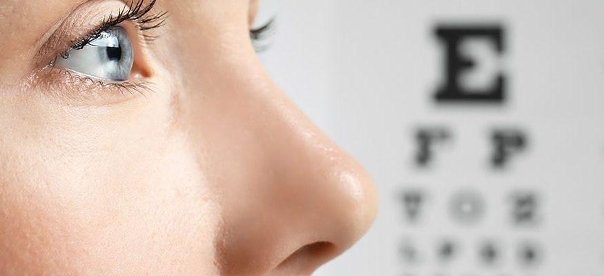 نابینایی چشم