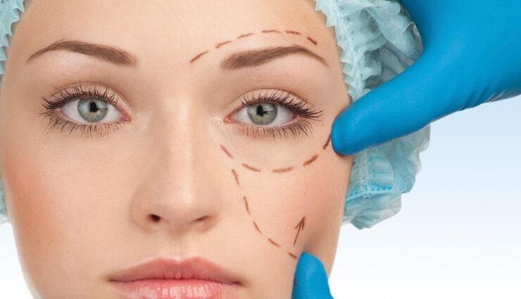 چگونه برای جراحی بلفاروپلاستی پلک پایین آماده شویم